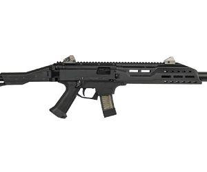CZ Scorpion Carbine Faux Suppressor 9mm